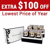 Vision Smart Supreme 12-Bottle Special Set with gifts