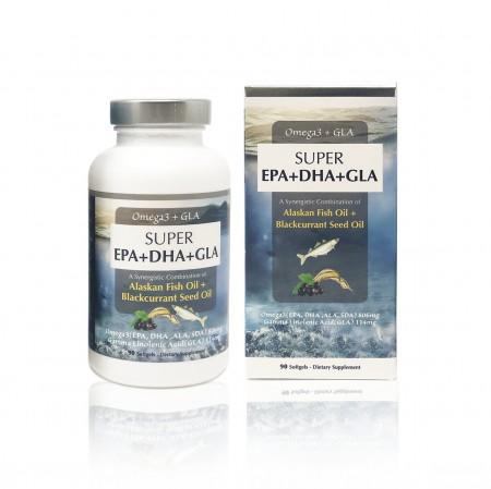 スーパーDHA+EPA+GLA